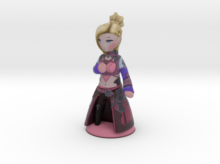 FantasyMinions S1 - FF XIV Minfilia 3d printed