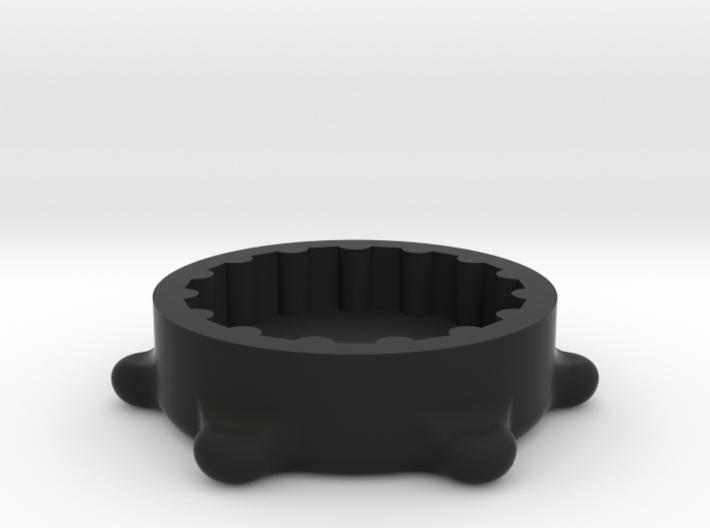 ATN X-Sight II Focus Ring 3d printed