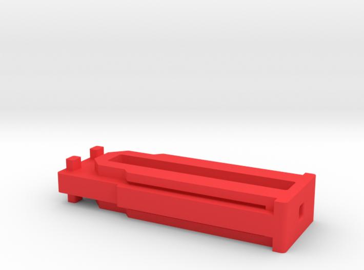 Mini-14 5-round Mag Coupler (Gen2) 3d printed Raphael