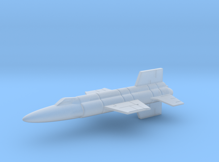 X-152inch 3d printed