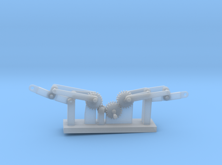 Orthicopter 3d printed