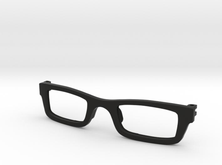 Frame for eyeglasses 3d printed