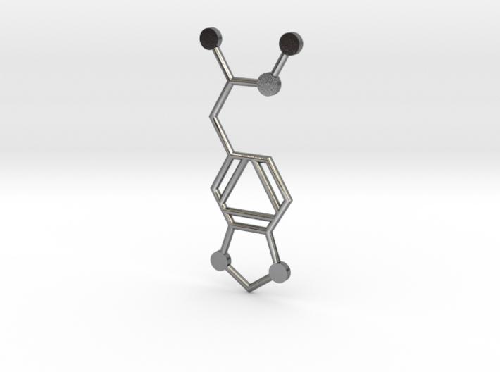 MDMA Molecule 3d printed