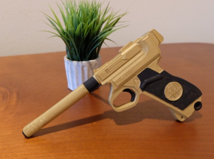 gun59gg 3d printed Raw prototype picture by Justin Ray