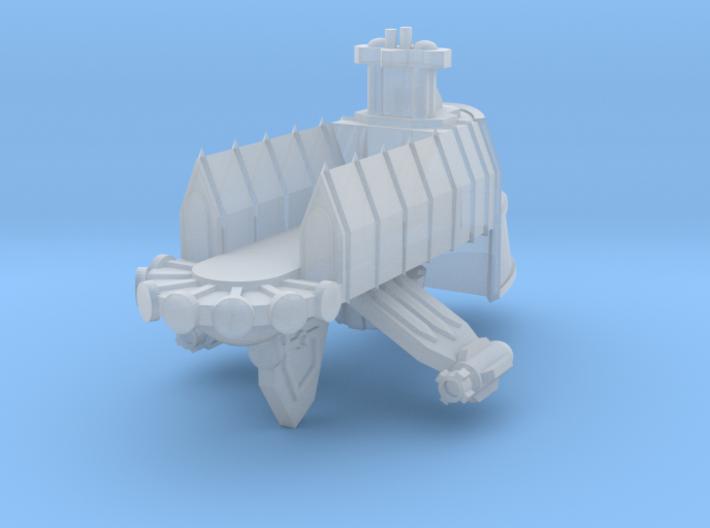 Resurrection-Class Salvage Tug 3d printed