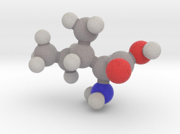 L-isoleucine 3d printed