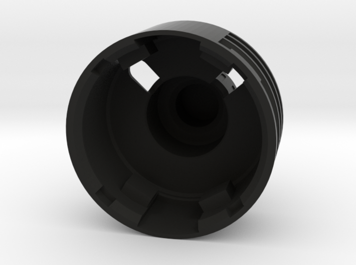 R-CC Chassis PART 4 28mm Veco Bass Speaker Holder 3d printed