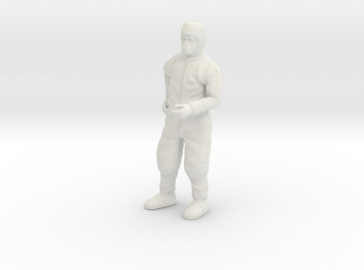 Clean Room Scientist 1:12 3d printed