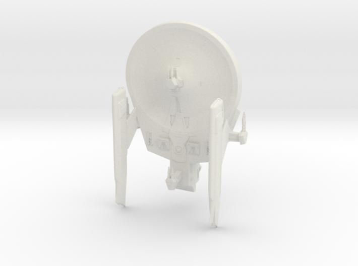 Soyuz 4in 3d printed