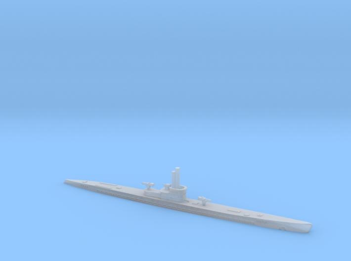 1/1200 Uboat IXB 3d printed