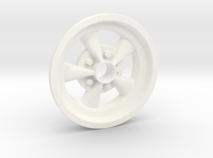 1:8 Front Crager SS Wheel 3d printed