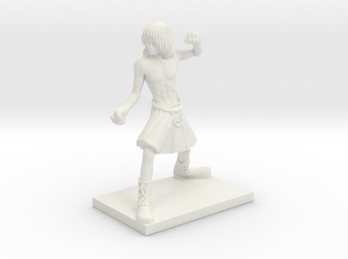 Norse 08 - Runner 3d printed