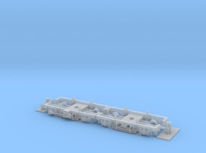 #00L Drehgestell Goerlitz III leicht 4U Univ-Adapt 3d printed