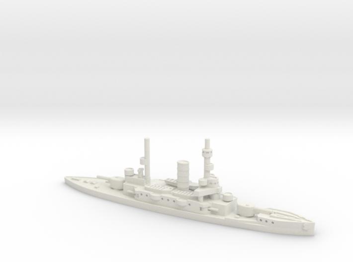 HDMS Peder Skram 1/1250 3d printed
