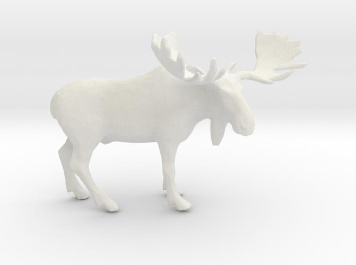 Printle Thing Moose - 1/35 3d printed