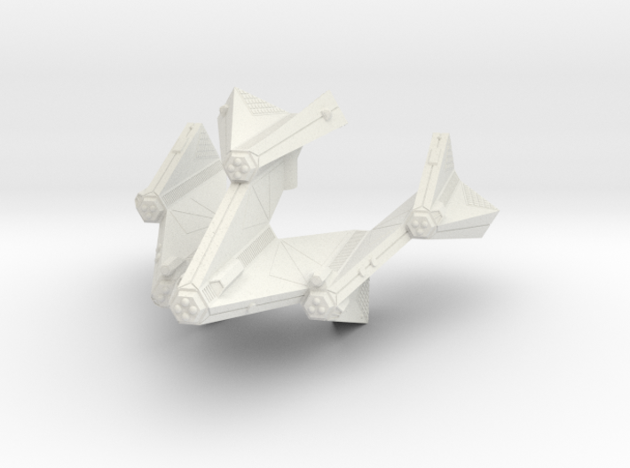 3788 Scale Tholian Battleship (BB) SRZ 3d printed