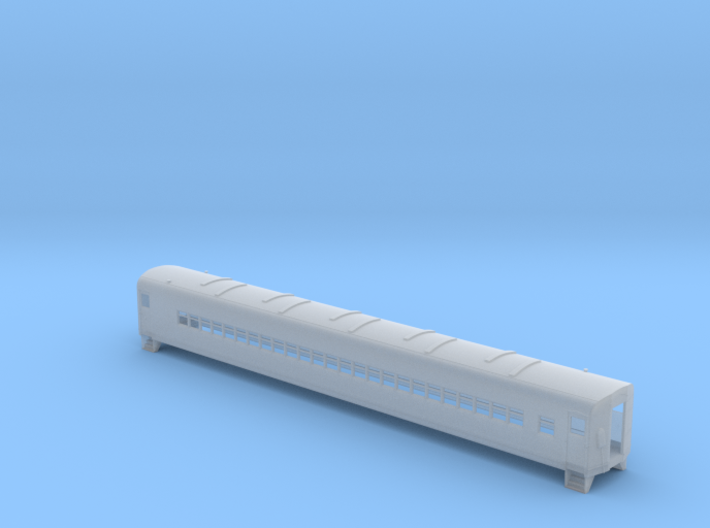 CPR/AMT 800 Series Commuter Coach N Scale 3d printed