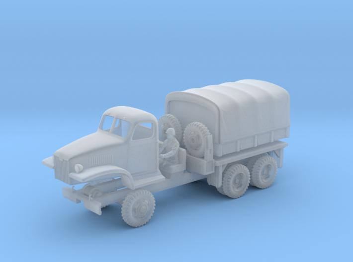 CARGO TRUCK - GMC CCKW 6x6 3d printed