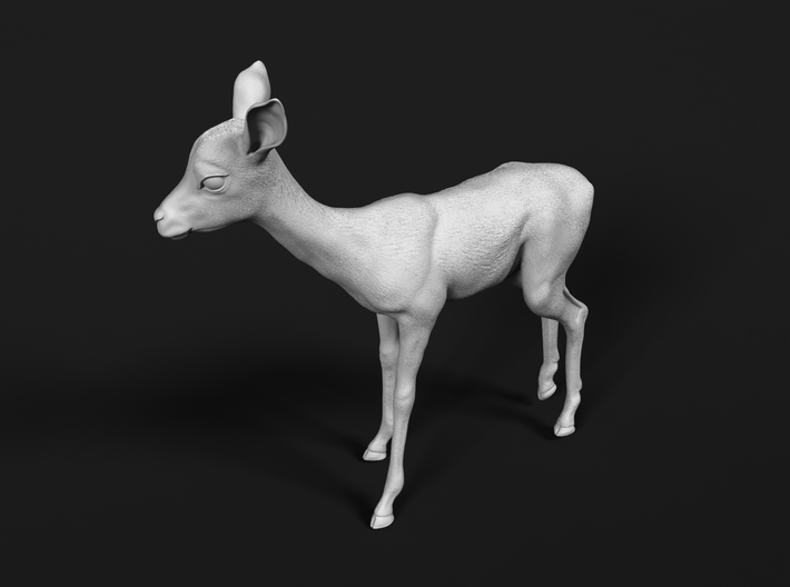 Impala 1:32 Standing Fawn 3d printed