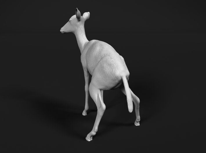 Impala 1:72 Pooping Female 3d printed