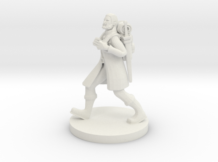 Traveling Adventurer 2 3d printed