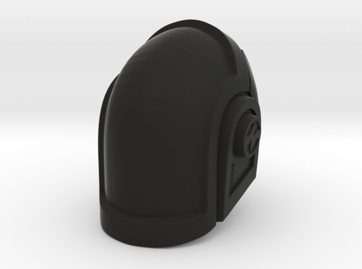 Glatorian Daft Punk Helmet 1 3d printed