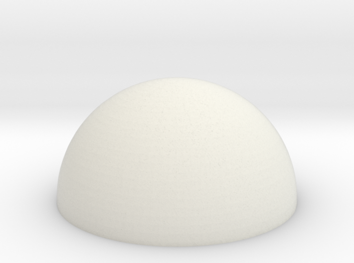 HIC Dome 3d printed