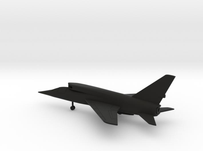 North American F-107A Ultra Sabre 3d printed