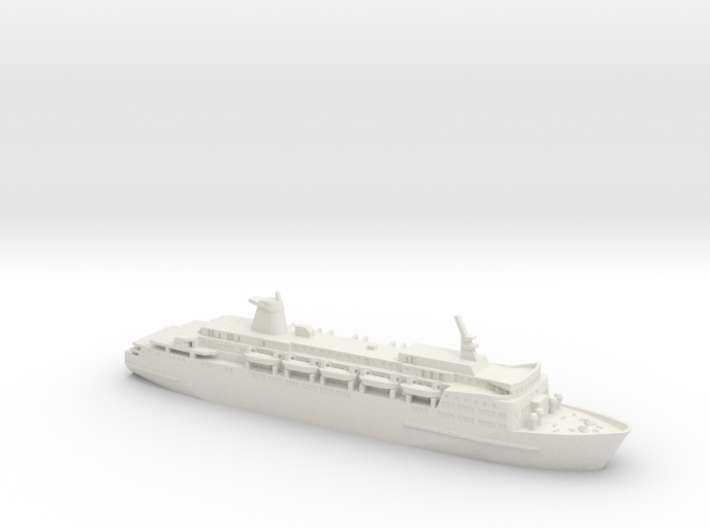 1/1250 Norland non-stuft 3d printed