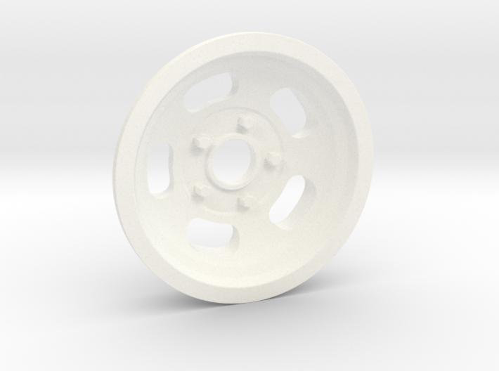 1:8 Front Ansen Sprint Wheel 3d printed