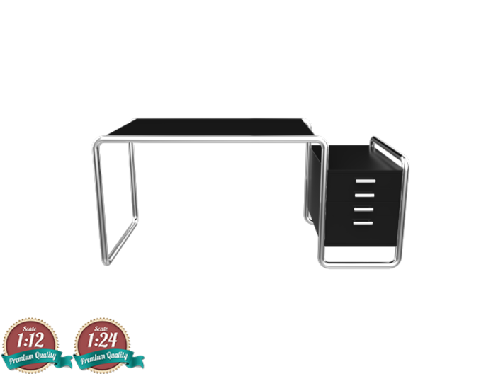 Miniature Thonet S 285/1 Table - Marcel Breuer 3d printed Miniature Thonet S 285 1 Table - Marcel Breuer
