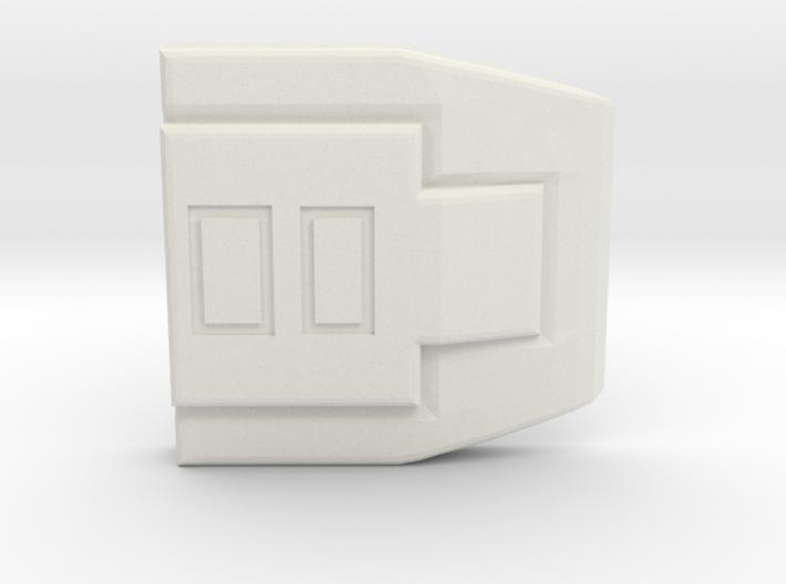 Vault Suit - Pinched Clip 3d printed