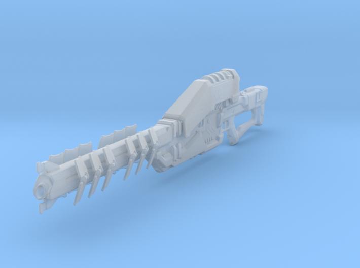 Ice Breaker (1:18 Scale) 3d printed