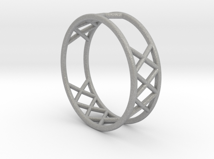 XXX Ring Size [ 13 ] 3d printed