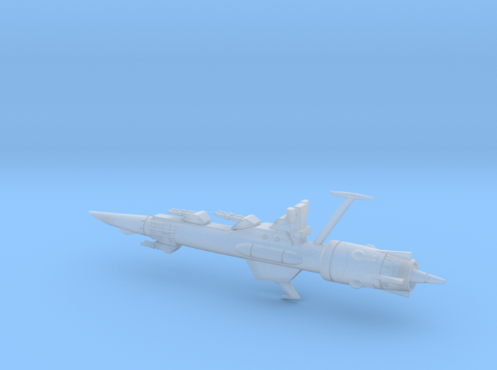 Marcone-class Heavy Destroyer (74mm) 3d printed
