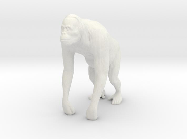 Printle Thing Orangutan - 1/32 3d printed