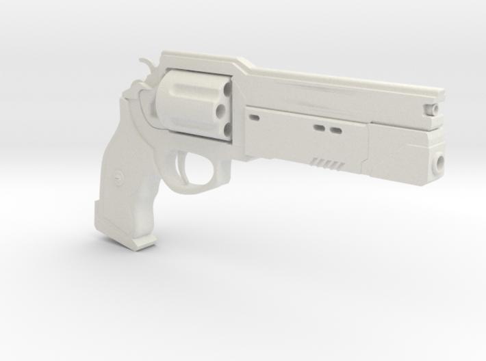 Destiny handcannon 3d printed