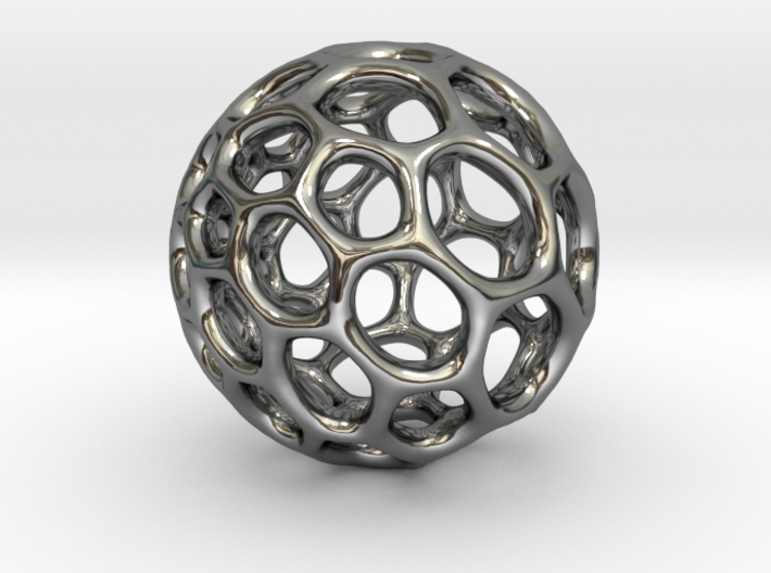 Gaia-50 (from $12) 3d printed