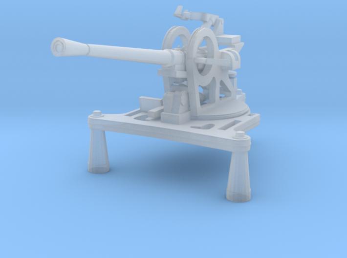 1/160 DKM 2cm Flakvierling AA gun 3d printed