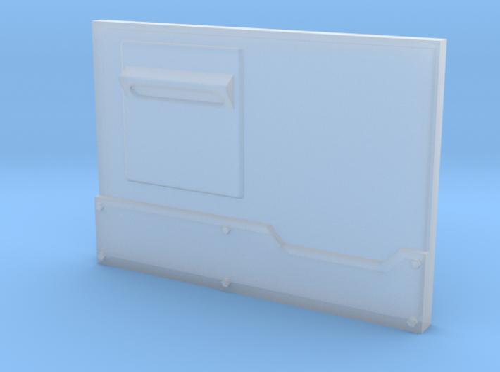 """""""Metal Box APC"""" front panel 3d printed"""