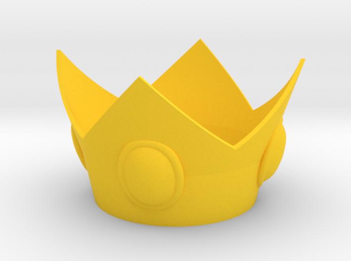 Princess Crown 3d printed