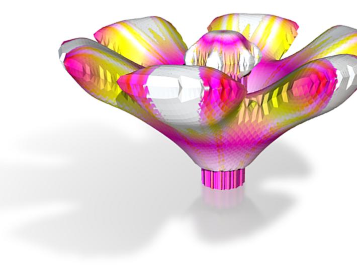 flower550 3d printed
