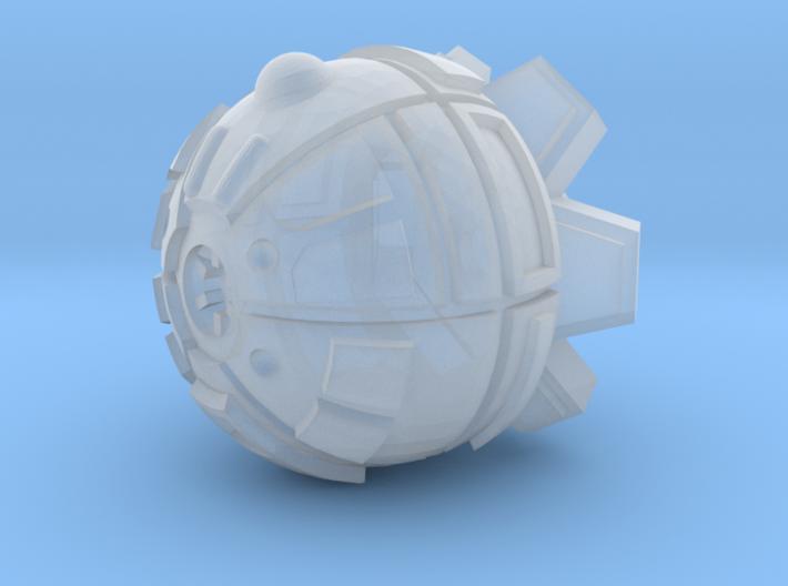 Terran (TFN) Escort 3d printed