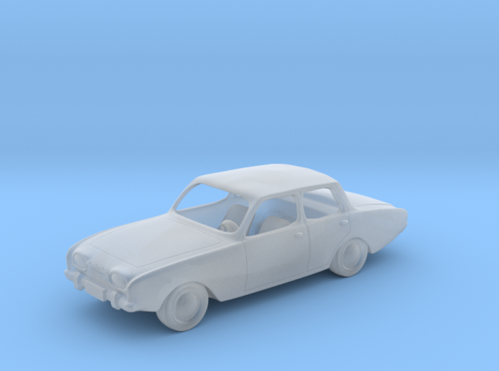 Ford Taurus 1:120 TT 3d printed