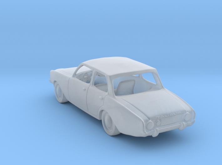 Ford Taurus 1:87 HO 3d printed