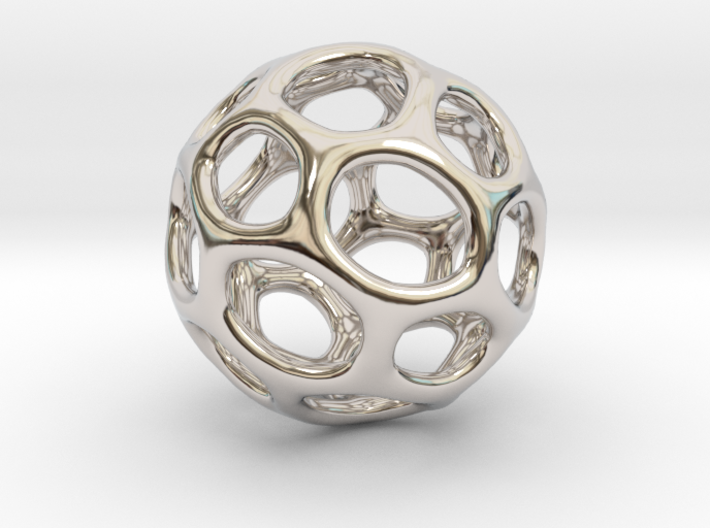 Gaia-25-wide (from $19.90) 3d printed