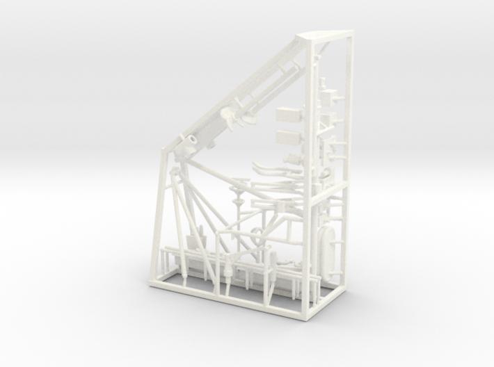 Supplier NVG6, Details 1 of 2 (1:200, RC) 3d printed