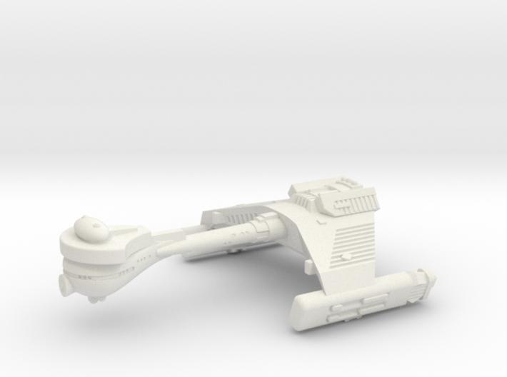 3125 Scale Klingon F5B Frigate WEM 3d printed