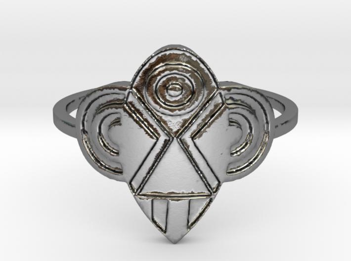 Voodoo Ring 3d printed