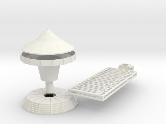 Kettenkarussell Antrieb - 1:220  3d printed